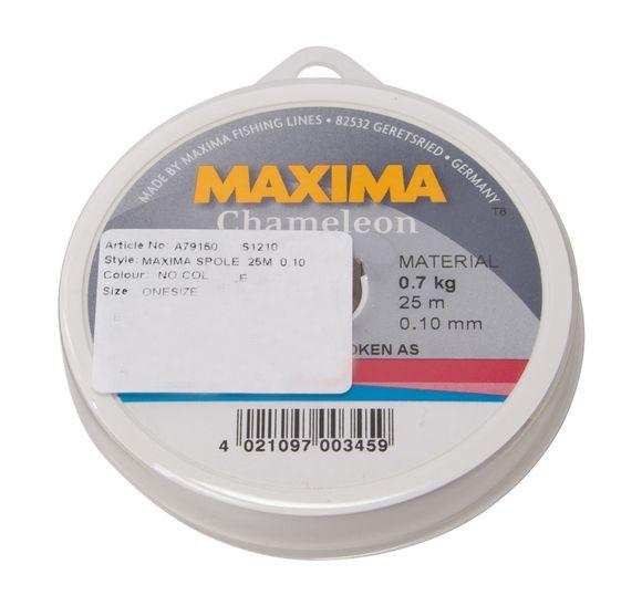 MAXIMA SPOLE 25M 0,10