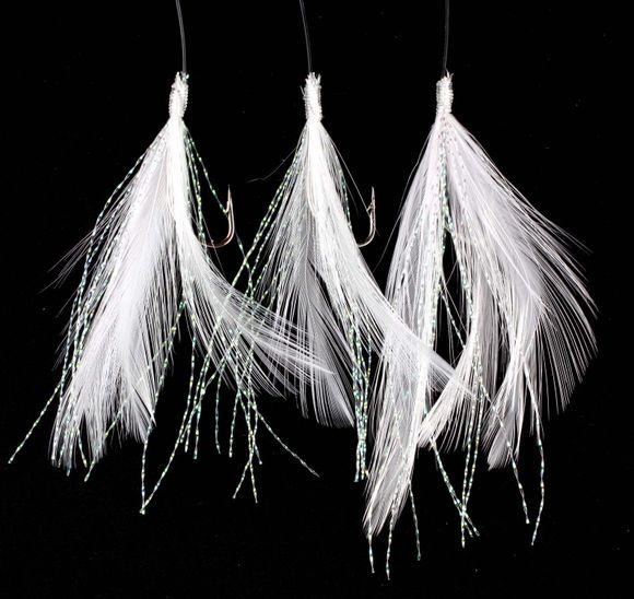 R.T. Rig4 Mackerel Feathers