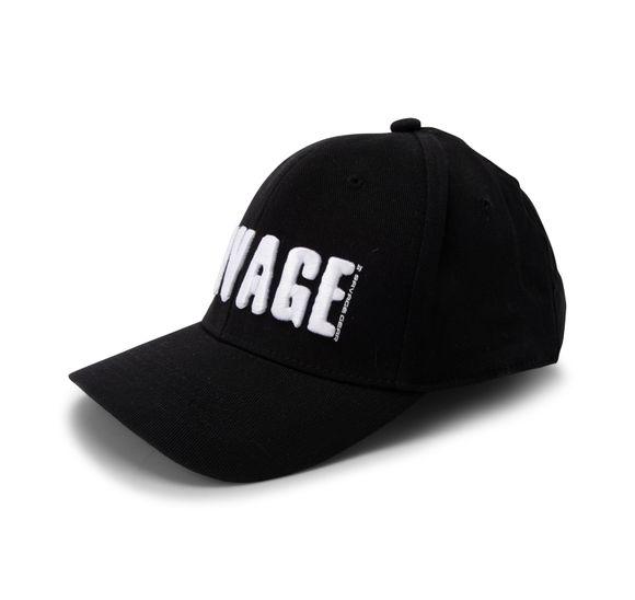 SG Simply Savage 3D logo Cap