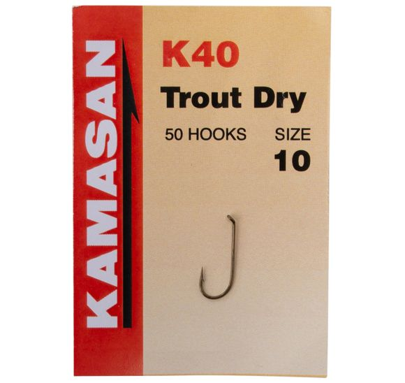 TROUT DRY