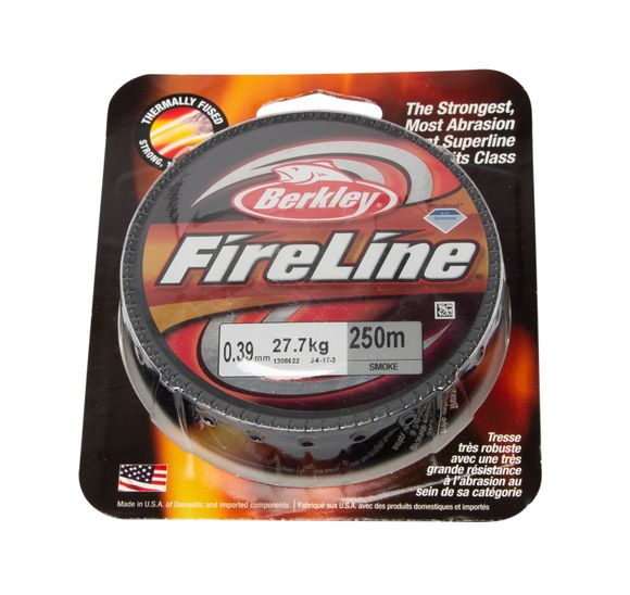 FireLine 0,39mm 250m Smoke