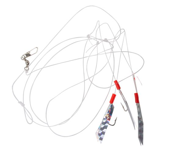 Tinsel mackerel trace