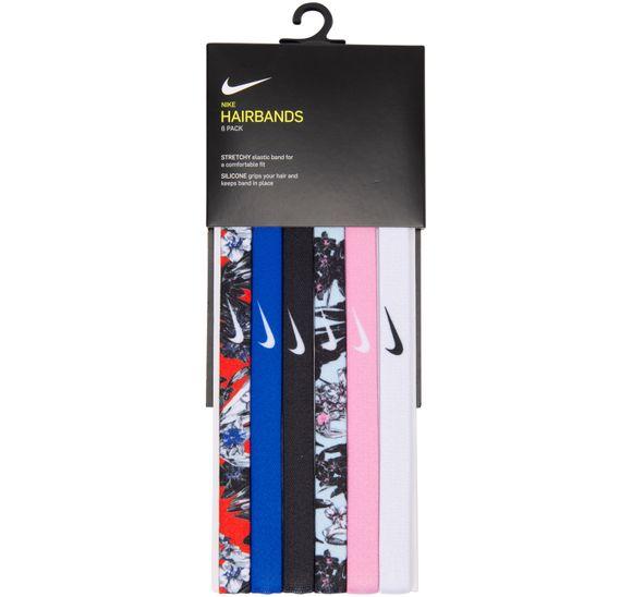 Nike Printed Headbands 6Pk