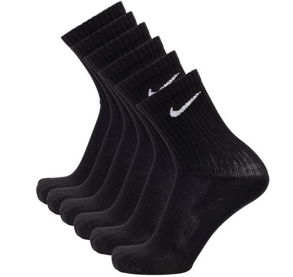 6-pack Nike Sportsockar Cushion Crew