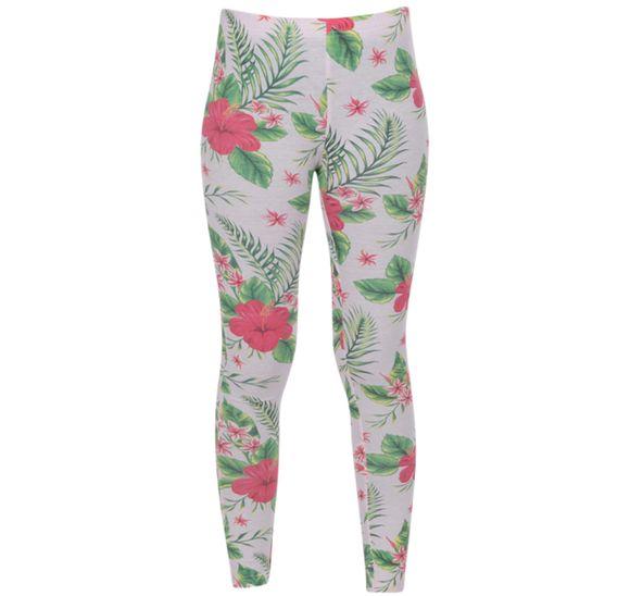Hibiscus Aruba Leggings JR