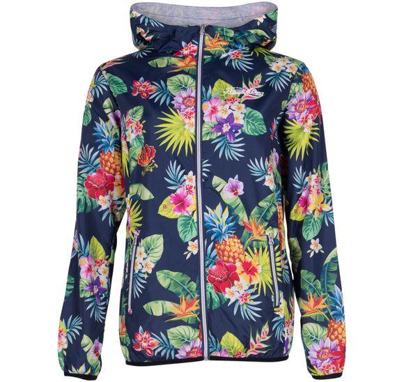 Jungle Pineapple Wind Jacket W
