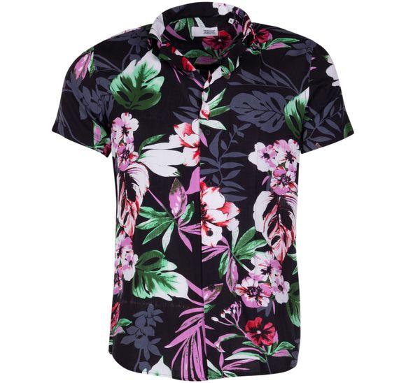 Shirt - Brando Ss Cuba Viscose