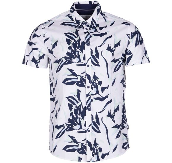 Shirt - Banks Ss Bu Flower