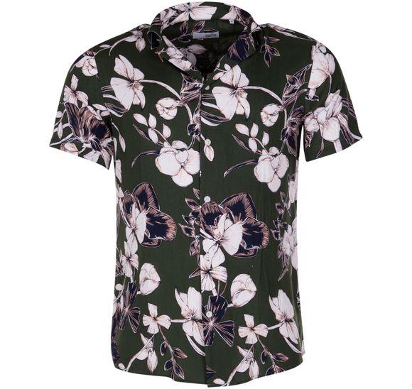 Shirt - Brando Ss Cuba Exotic