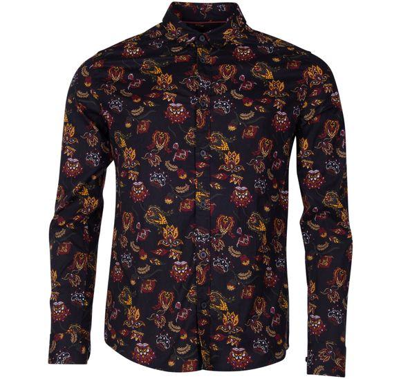 Shirt - Tyler Ls Bu Aop