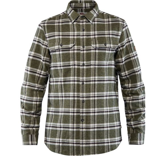 Övik Heavy Flannel Shirt M