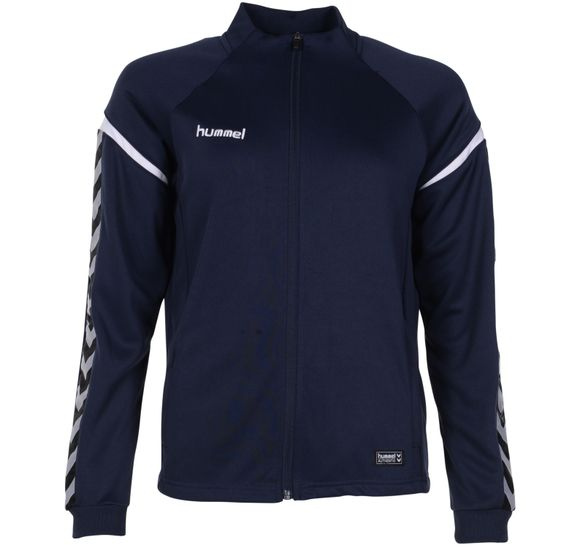AUTH. CHARGE POLY ZIP JKT WO