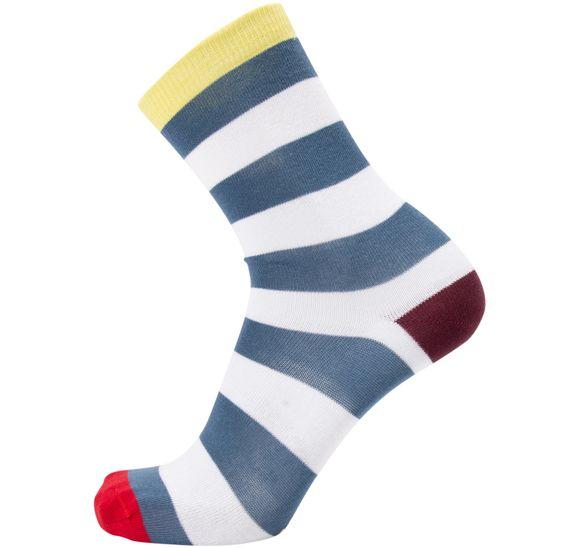 Ankle Sock, Bb Stripe, 1-P