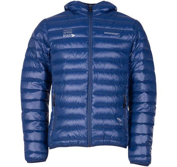 Hooded Lt.Down Jacket