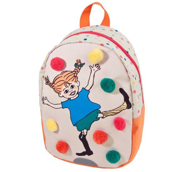 Pippi Backpack Pompom