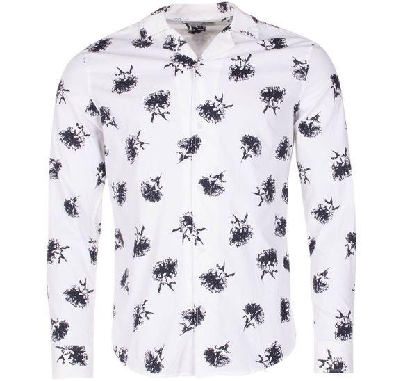 Shirt - Harris LS Cuba Flower