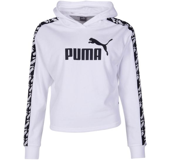 Amplified Cropped Hoody TR