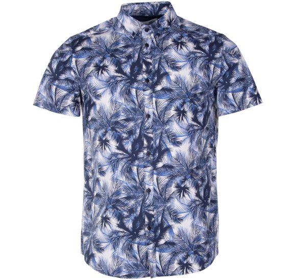 Shirt - Bill SS BD AOP Palm