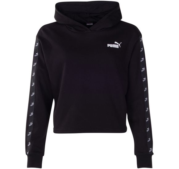 Amplified Cropped Hoodie TR