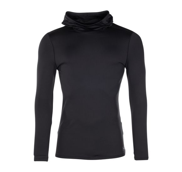 UA ColdGear Fitted Hoodie