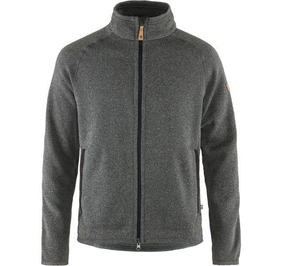 Övik Fleece Zip Sweater M