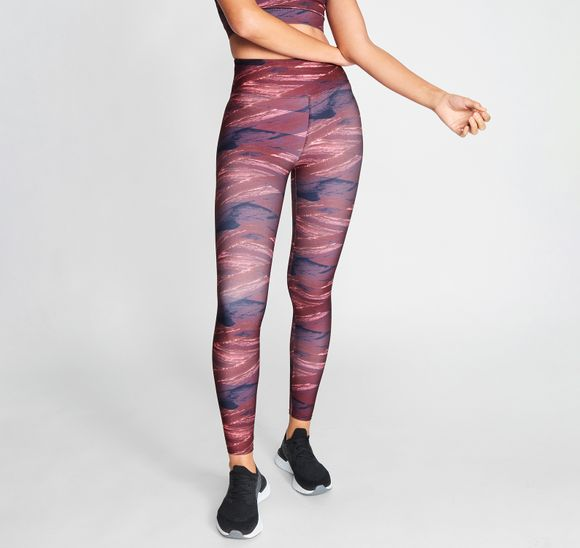 Flattering Keira Printed Tight