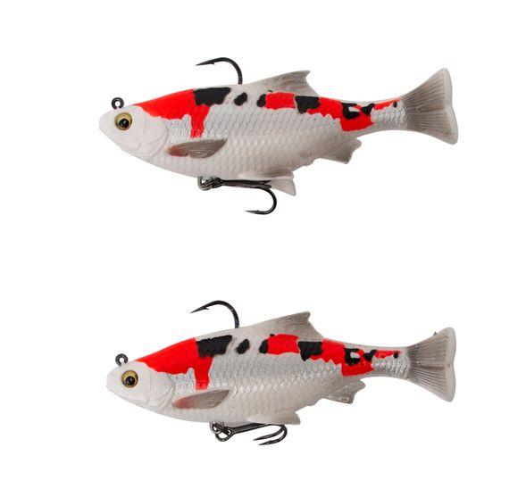 SG 3D Pulse Tail Roach 10cm 17