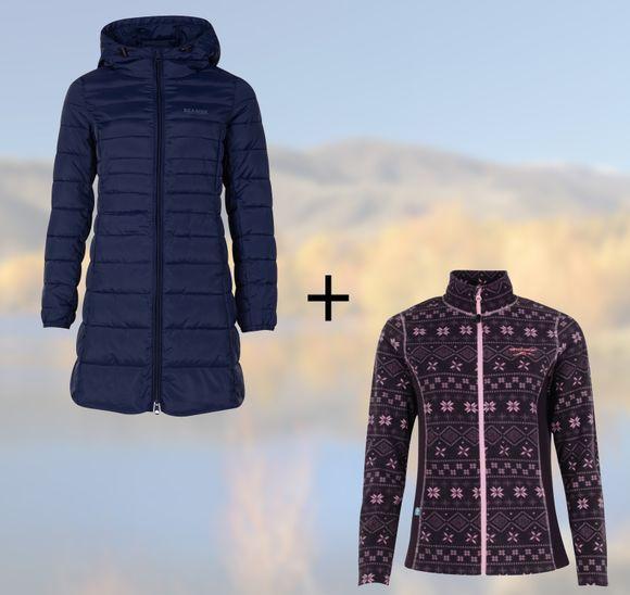 New Haven Coat + Idre