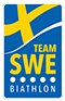biathlon team logo