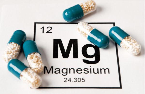 magnesium dosering