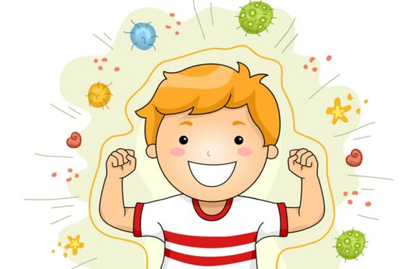 Stärka immunförsvaret