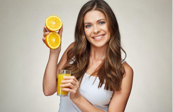 C vitaminbrist
