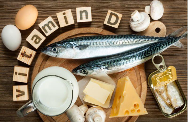d vitamin i mat