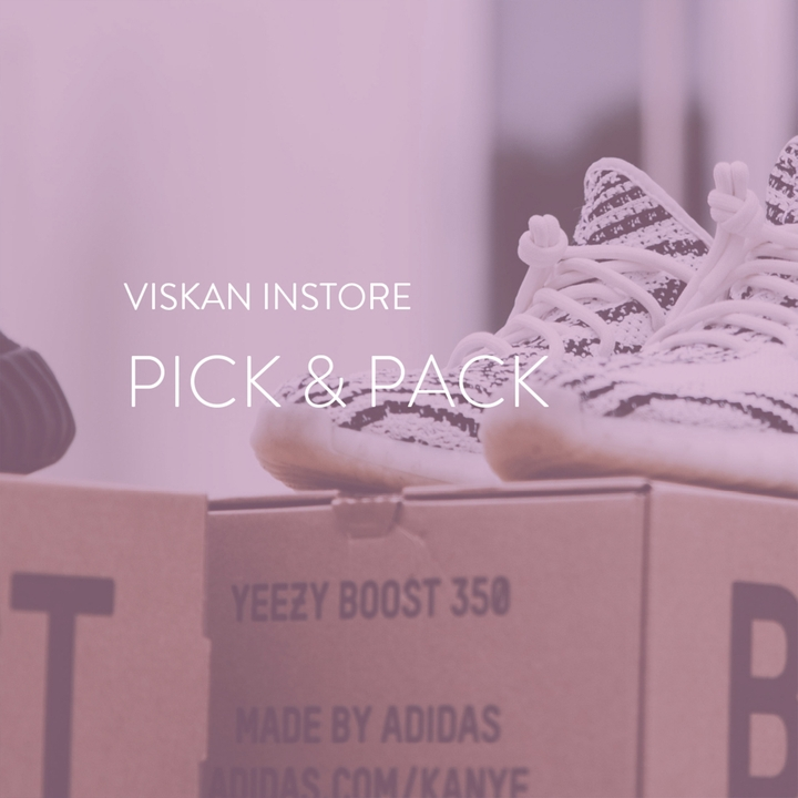 Instore Pick & pack