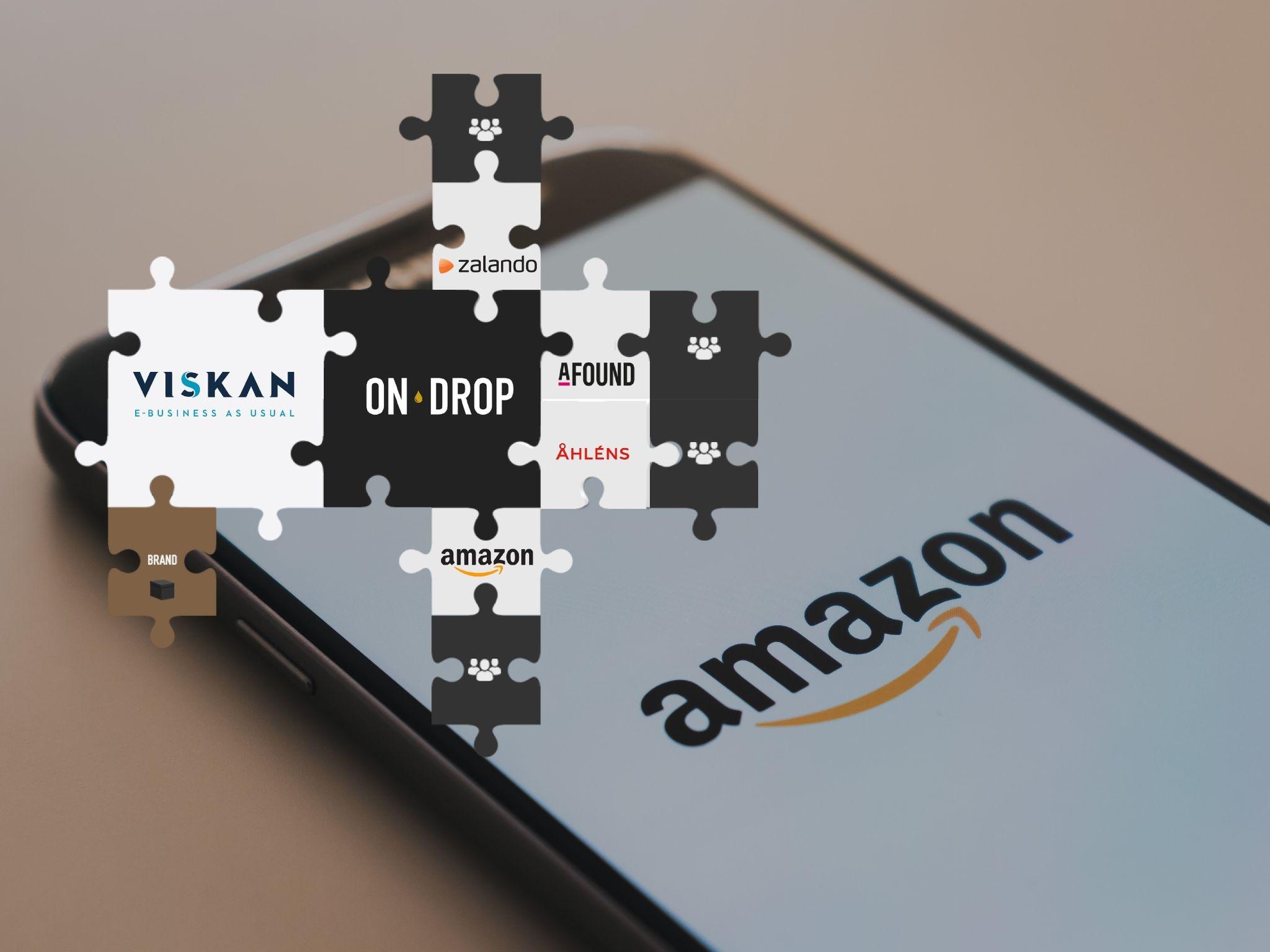 Amazon, Viskan ja OnDrop