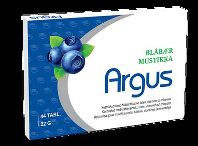 Argus Blåbär