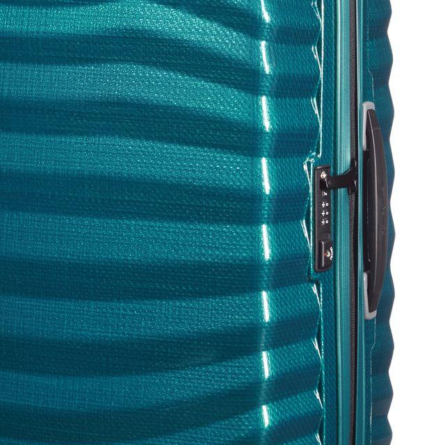 Samsonite Lite-Shock hard koffert, 4 hjul, 69 cm