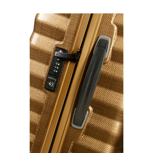 Samsonite Lite-Shock hard koffert, 4 hjul, 75 cm