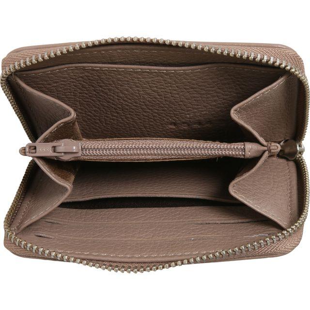 ADAX Cornelia liten lommebok i skinn, dame