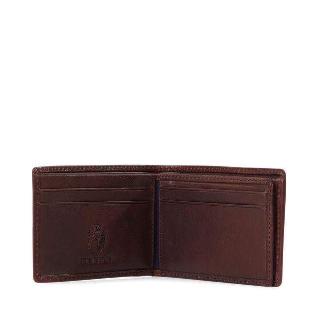 Leonhard Heyden Roma liten lommebok i skinn