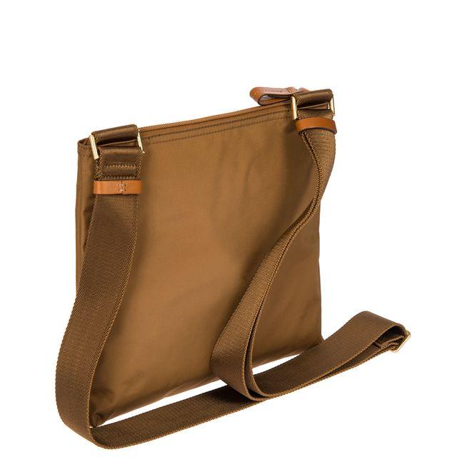BRIC'S X-Bag skulderveske i nylon
