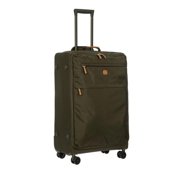 BRIC'S X-Travel myk koffert, 4 hjul, 77 cm