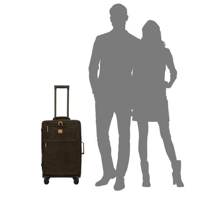 Bric's Life myk koffert med 4 hjul, 65 cm
