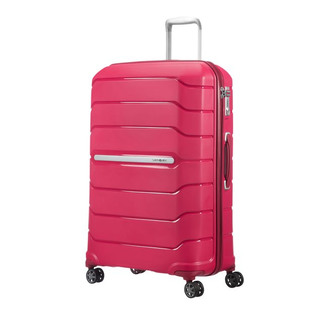 Samsonite Flux ekspanderbar skallkoffert, 4 hjul, 75 cm