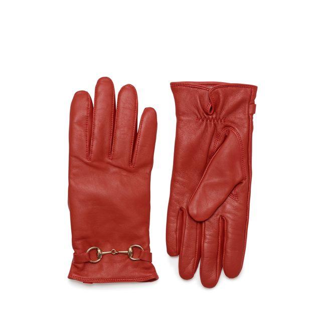 Handskmakaren Afragola hansker i skinn, dame