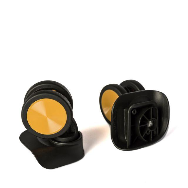 EPIC Airspeed Dualtrak XL hjul til koffert, 2-pack