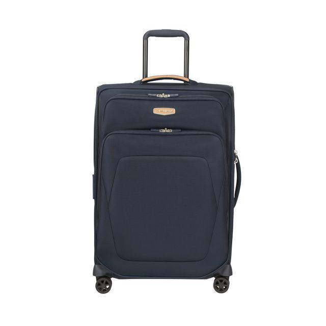 Samsonite Spark SNG ECO ekspanderbar koffert, 4 hjul, 67 cm