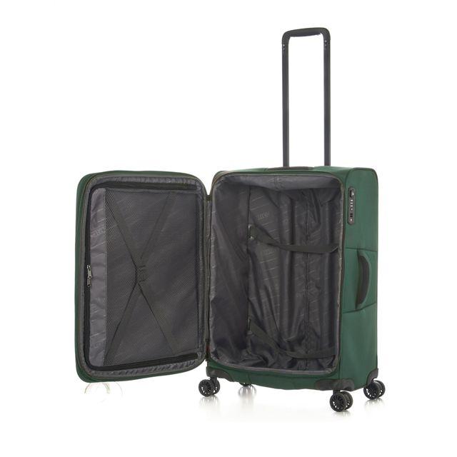 Epic Discovery Neo ekspanderbar koffert, 4 hjul, 67 cm