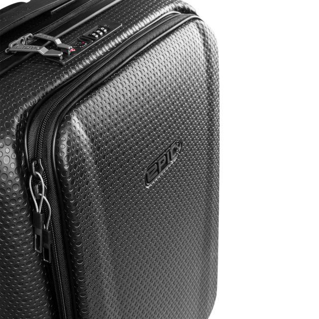 EPIC GTO 5.0 hard kabinkoffert med frontlomme, 55 cm