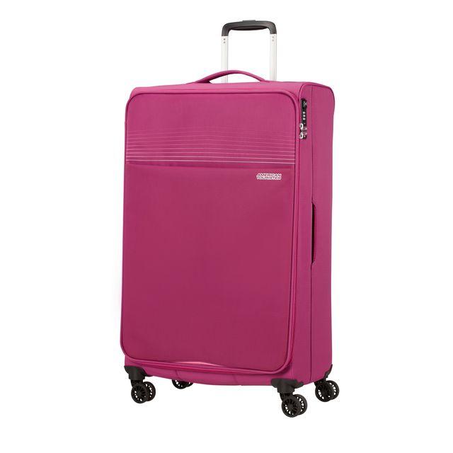 American Tourister Lite Ray koffert med 4 hjul, 81 cm